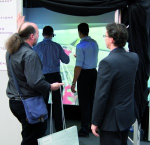 Hannover Messe CornerCave